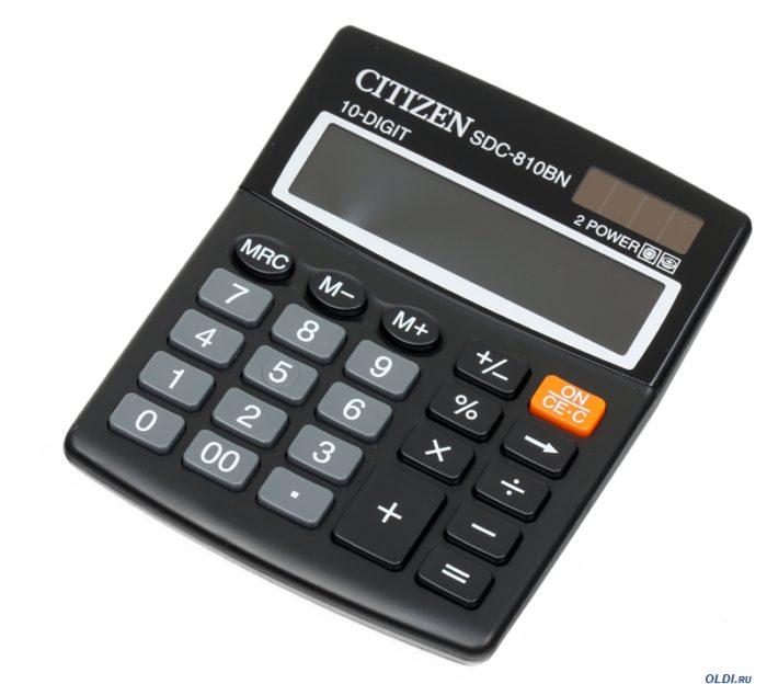 Почему на калькуляторе цифры снизу вверх? фото