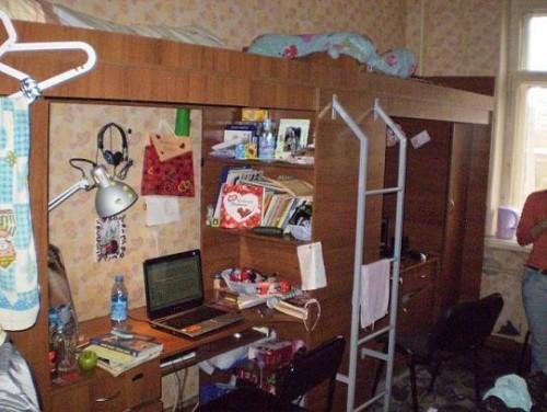 Какая мебель нужна в общежитии? фото