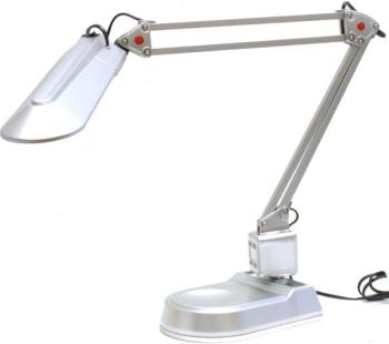 Какие виды настольных ламп существуют? - фото
