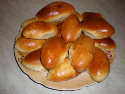 Как правильно приготовить пироги, блины, пирожные, булочки и хлеб в домашних условиях фото