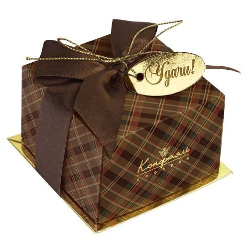 упаковать оригинально подарок мужчине
