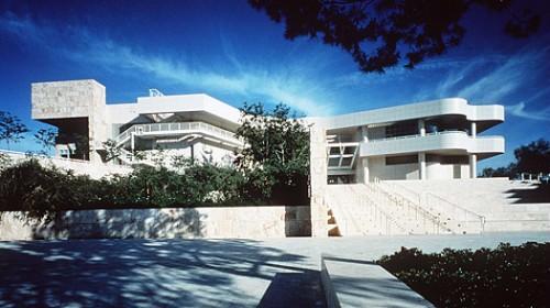 Особенности музея Гетти фото