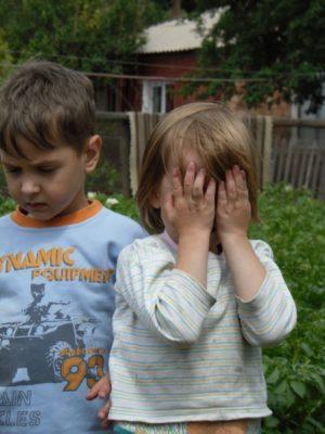 дети поссорились