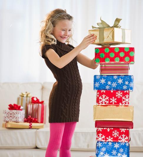подарки девочке 9 лет