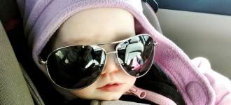 Как носить очки с шапкой ребенку? фото