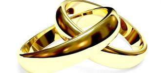Какие кольца покупать на свадьбу? фото
