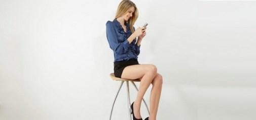 Как красиво сидеть на стуле? фото