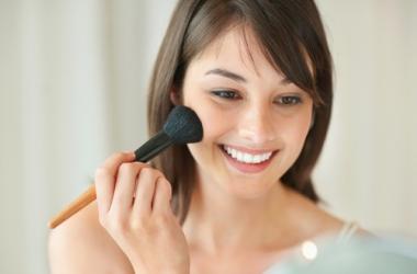 косметика уменьшить щеки