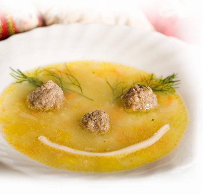 Отличаются ли детские супы от привычного рациона для взрослых фото