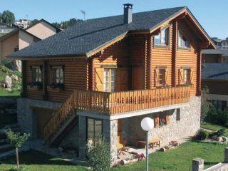 В чем прелесть деревянного дома? - фото