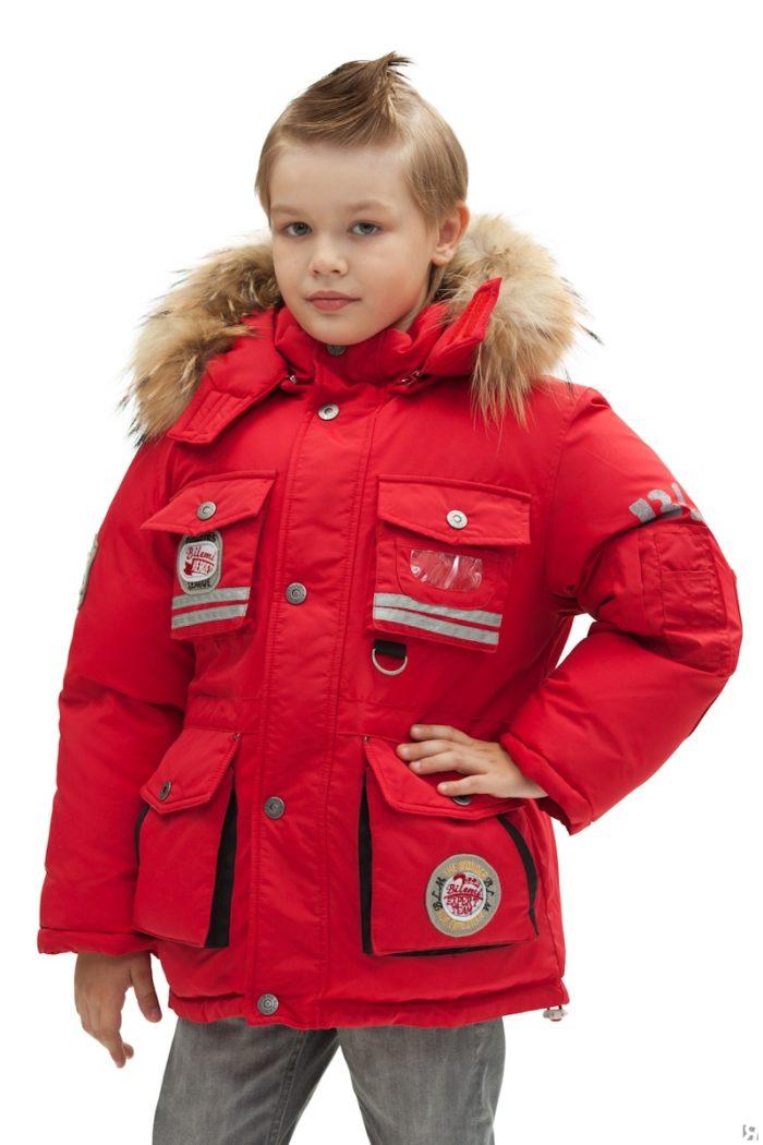 Как правильно выбрать зимнюю куртку для ребенка? фото
