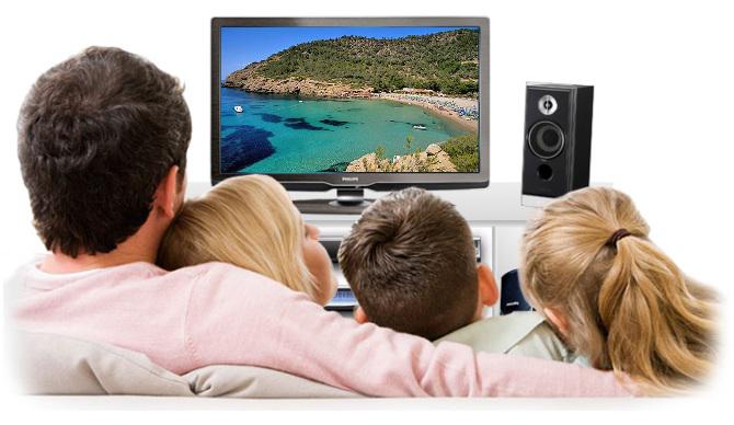 Как телевидение влияет на людей? фото