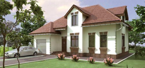 Дом в Белгородке