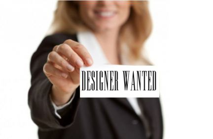 нужен дизайнер.