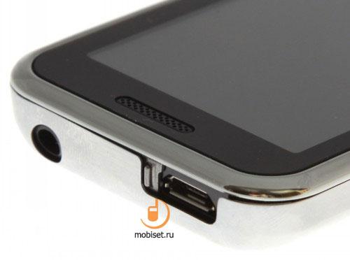 Разъем для прошивки Samsung С3530