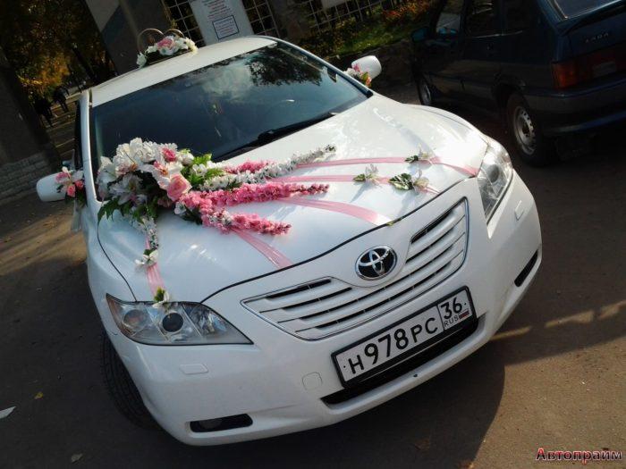 свадебный автобобиль