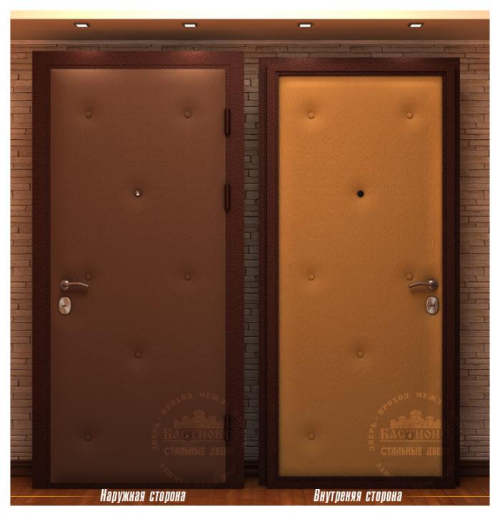 метеллическая входная дверь
