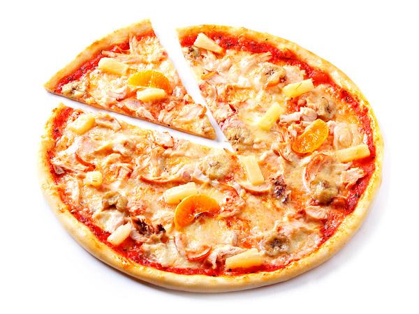 пицца дома за 10 минут