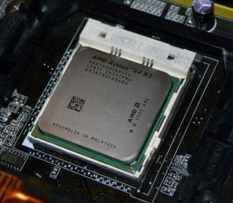процессор AMD Athlon x2