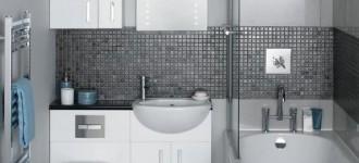 Как оформить ванную комнату в хрущевке? фото