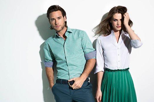 рубашки Eterna