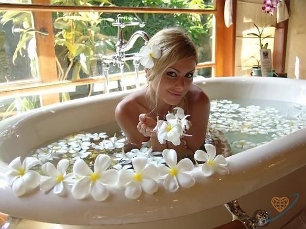 Фотография в ванной