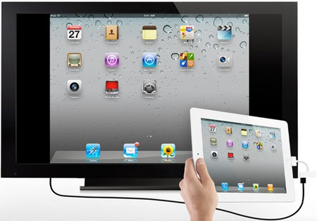 Ipad mini подключить к телевизору