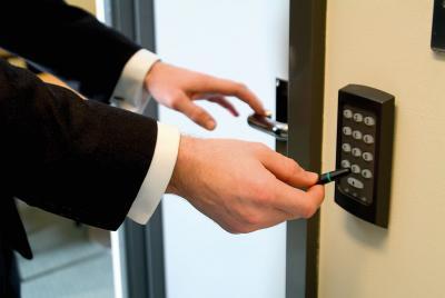 Как работает система контроля доступа? фото
