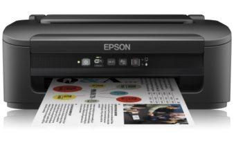 Типичный струйный принтер