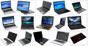 Ноутбуки фирмы ASUS