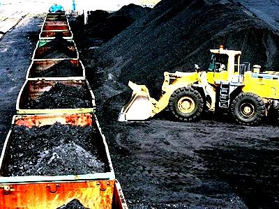 Добыча бурого угля