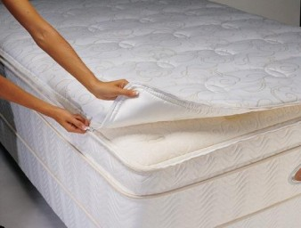 матрас на двуспальную кровать