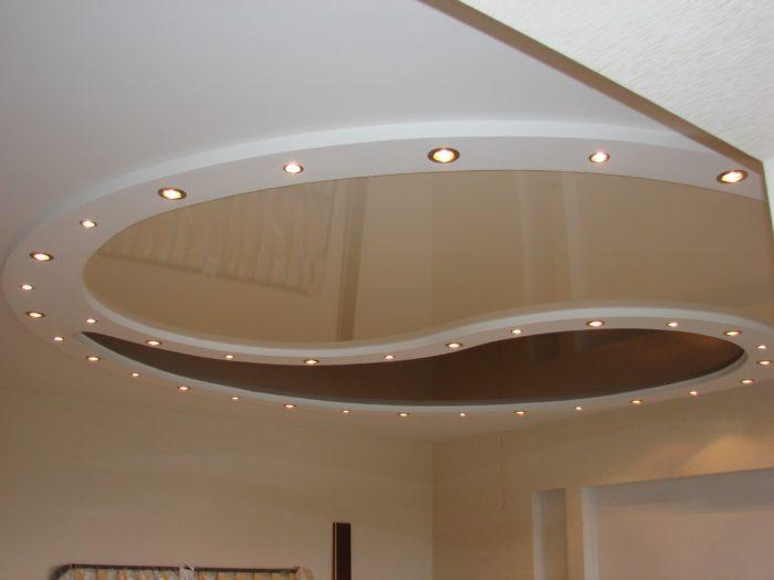 Как правильно установить натяжные потолки? фото