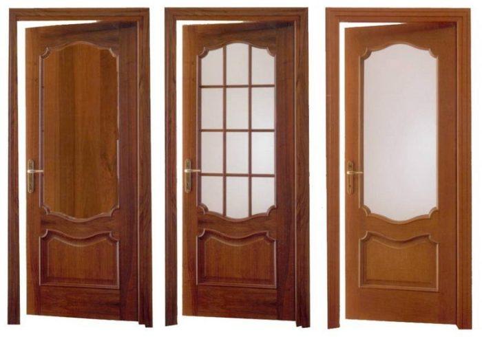 Особенности межкомнатных дверей от производителя в Москве фото