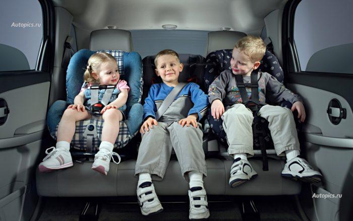 Почему необходимо детское автокресло? фото