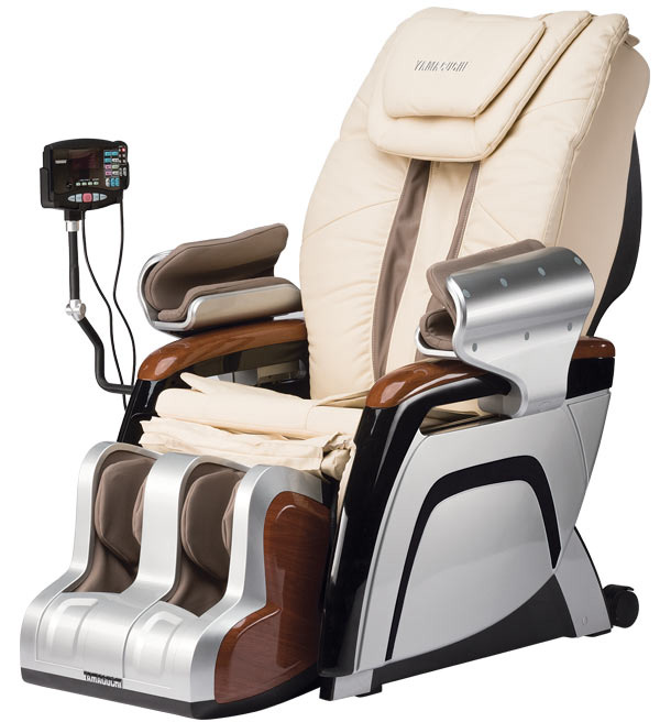 Как выбрать хорошее массажное кресло? фото