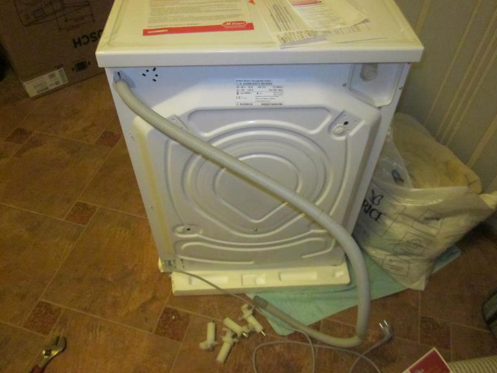 Как самому починить стиральную машину? фото