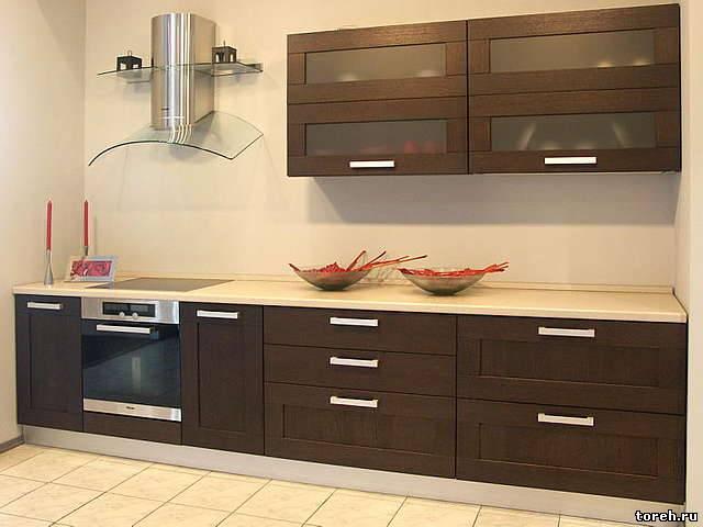 Как обустроить кухню 8 кв.м? - фото