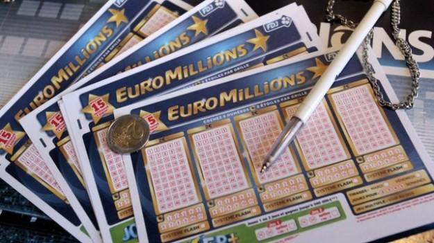 Ваш шанс в лотерее Евромиллионы фото