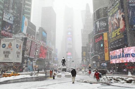 Куда поехать в США зимой? фото
