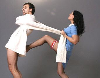 Почему муж не поддается перевоспитанию? фото