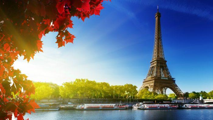 Париж: эпатажный город с неповторимыми достопримечательностями фото