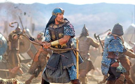 Исход: Цари и боги   Экранизация библейского сюжета фото