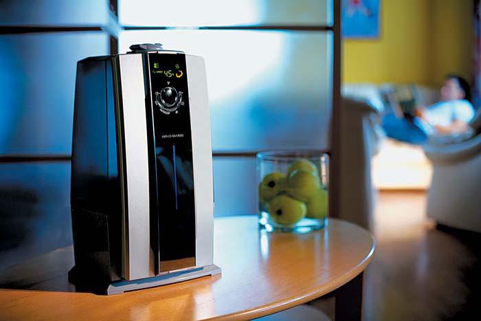 Чем полезен увлажнитель воздуха в квартире? фото
