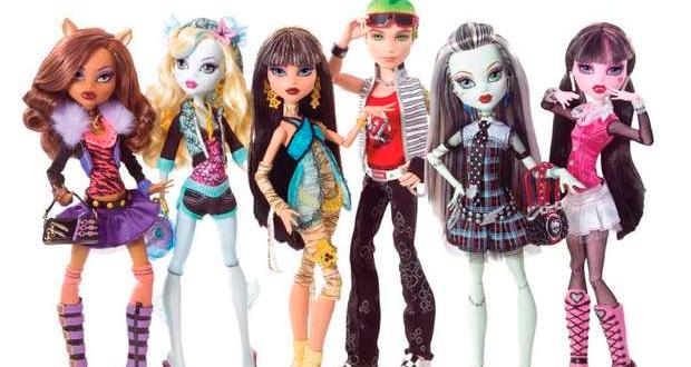 Куклы Монстры и Винкс фото
