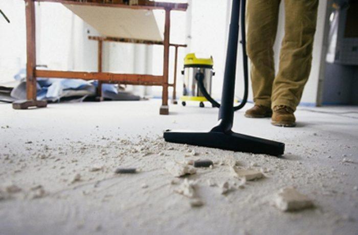 Уборка квартиры после ремонта: как сохранить время и силы? фото