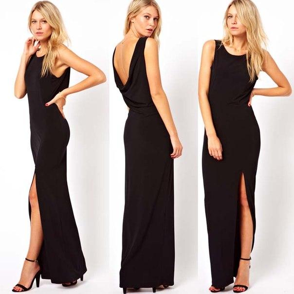 Как носить платье с открытой спиной? фото