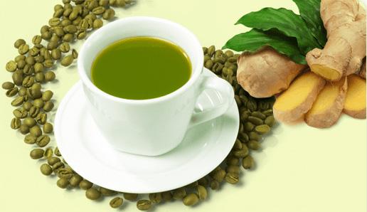 Как похудеть с зеленым кофе и имбирем? фото