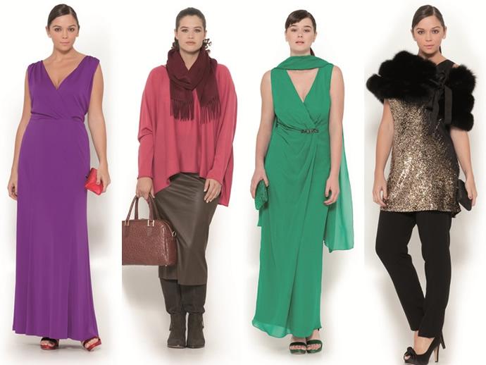 Как правильно выбирать одежду полным женщинам? фото