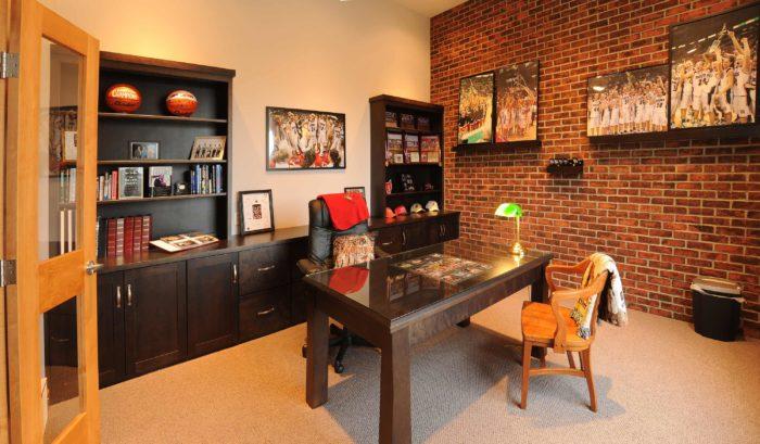 Как обустроить офисный кабинет? фото